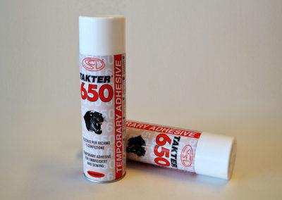 Spray adhesivo Takter