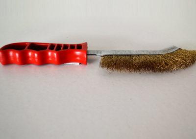 Cepillo de alambre