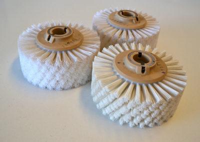 Cepillos de nylon para limpieza