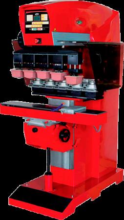 Máquina de tampografía GTO