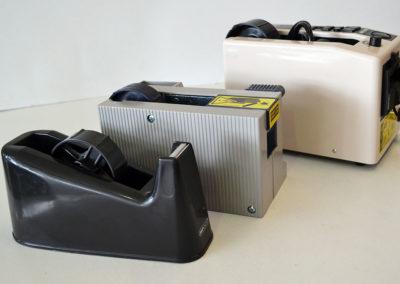 Máquinas dispensadoras de cinta