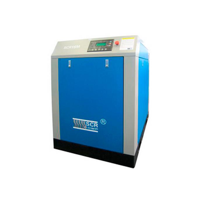 Compresores de tornillo de velocidad variable